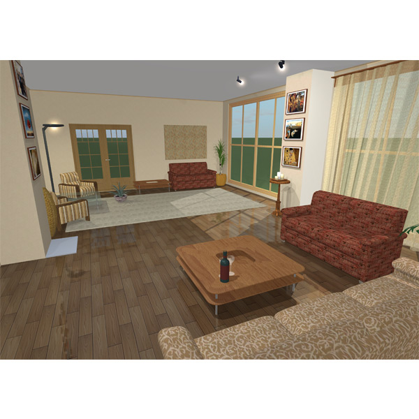 Lichtplanung Wohnzimmer, lichtplanung - paralaxx, Design ideen