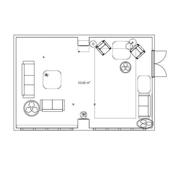 wohnzimmer beleuchtung schienensystem. Black Bedroom Furniture Sets. Home Design Ideas